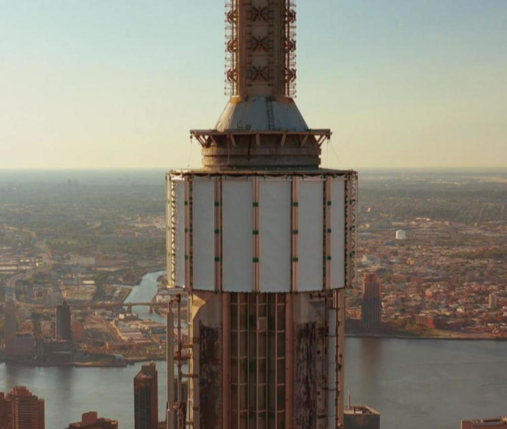 Figure 3. Empire State Building Renovation. Reprinted from CBS This Morning.https:// www.cbsnews.com/news/empire-statebuilding- massive-renovation-exclusive-lookinside- new-observatory/