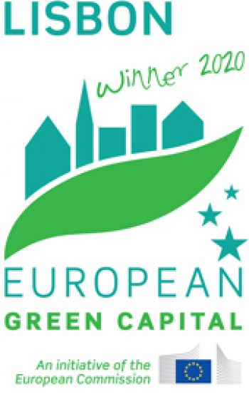 Lisbon European Green Capital logo